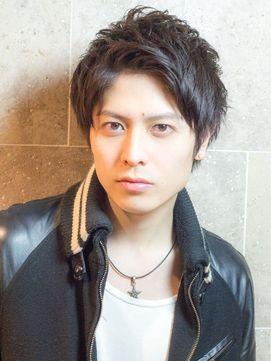 アフロートジャパン(AFLOAT JAPAN) 黒髪でもばっちり決まるワイルドショート【銀座 丸の内】