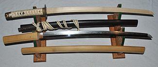 """El origen de la katana japonesa se remonta a los siglos X-XII, cuando los chinos de la dinastía Song introdujeron en el país una espada curva llamada """"El destripador de caballos"""""""