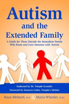 Review of Autism and the Extended Family -  Need a resources on how autism affects grandparents, aunts, uncles, cousins, friends? Extended family members are all affected by this disorder, too! Follow Dr Raun Melmed, Developmental Pediatrician, and Maria Wheeler, M.Ed., as they examine the complex relationships that develop, and are changed by an autism diagnosis in the family.