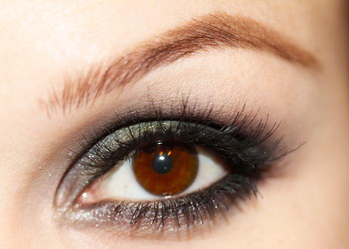 smoky eye tutorialEye Makeup, Brown Eye, Smokey Green, Smoky Eye, Amazing Makeup, Smokey Eye, Green Smokey, Eye Tutorials, Green Eye