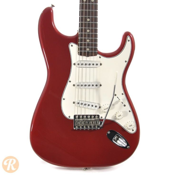 Fender Stratocaster 1966 Candy Apple Red Price Guide | Reverb