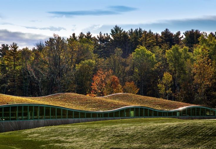 Hotchkiss Biomass Power Plant | Lakeville, Connecticut | Centerbrook Architects and Planners