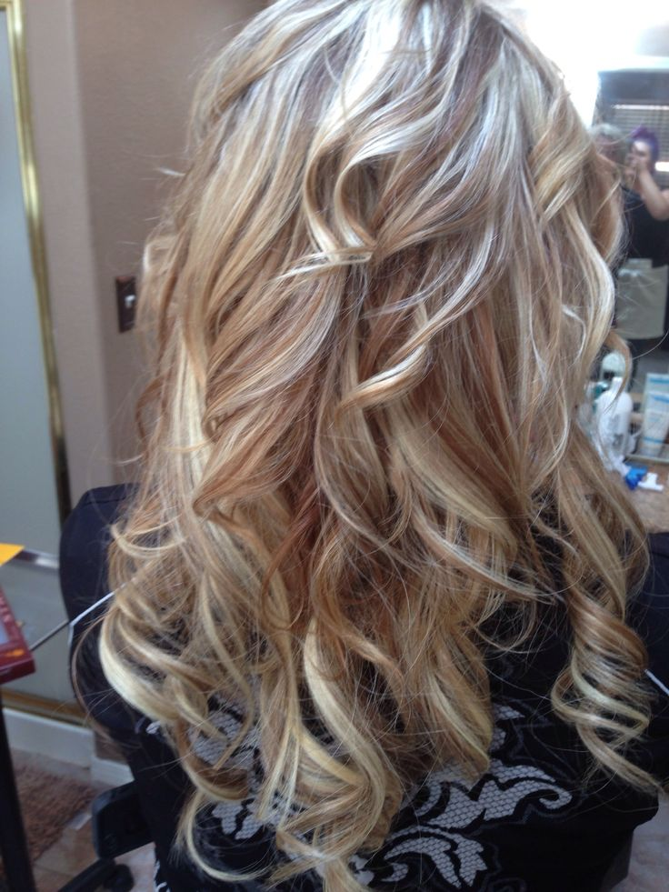 Dimensional Blonde Hair Styles Hair Highlights Hair