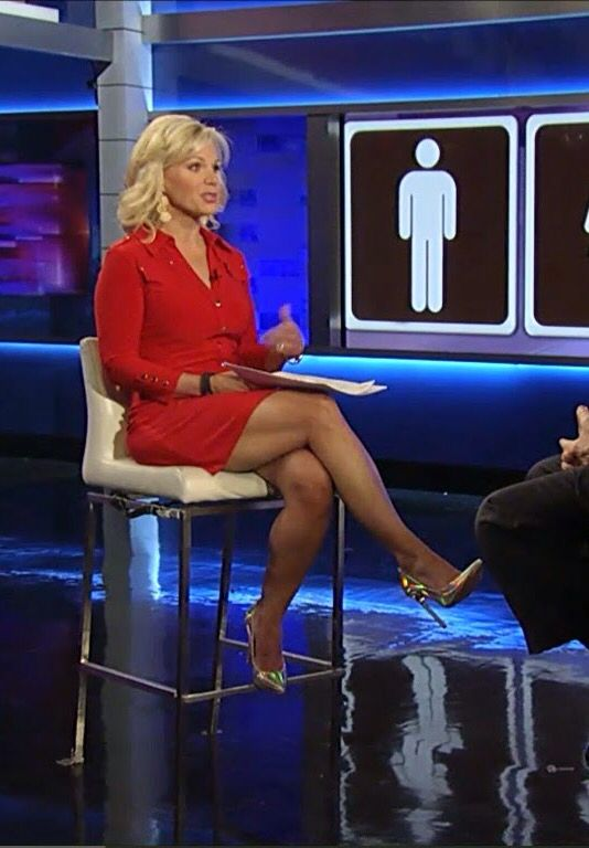 Gretchen carlson hot thigh porn pics and movies