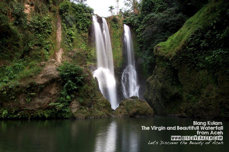 Blang Kulam Waterfall, North Aceh.
