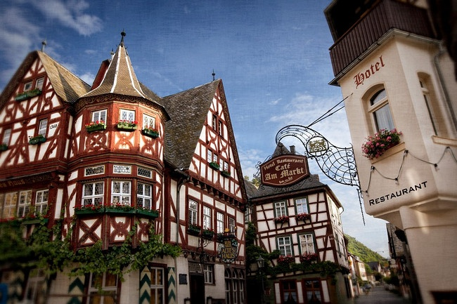 German Architecture All Things German Pinterest