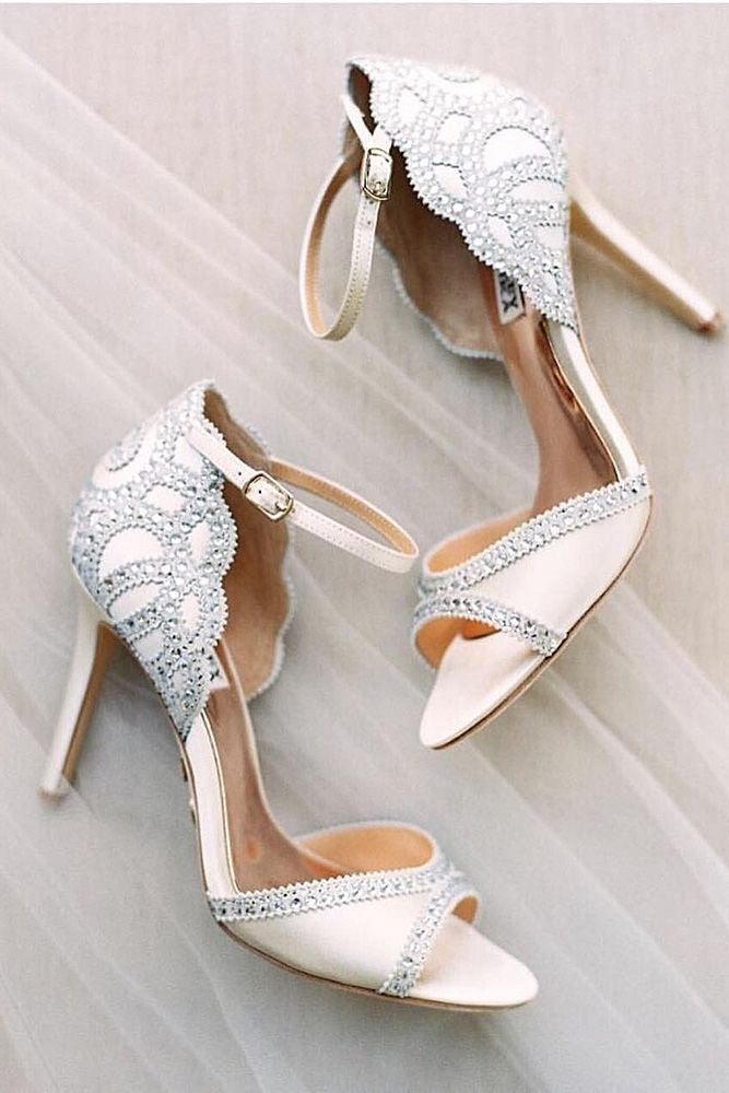0f3741a18 21 Comfortable Wedding Shoes That Are So Pretty | Wedding Shoes | Wedding  shoes, Glitter wedding shoes, Bride shoes