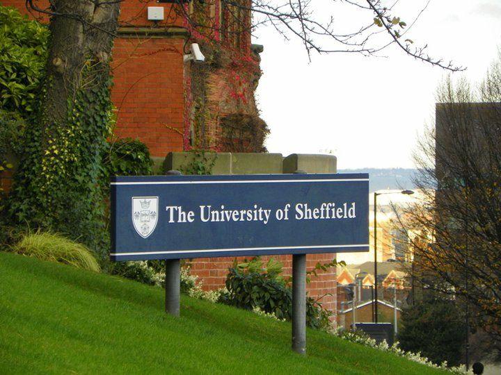 The University of Sheffield Scholarships for International Students