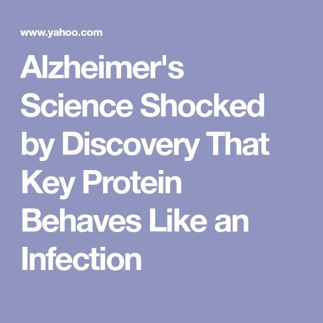 Alzheimer's Science Shocked by Discovery That Key Protein Behaves Like an Infection
