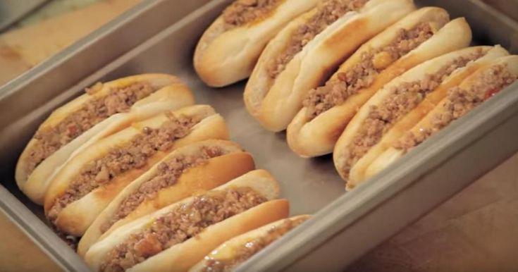 Vous vous souvenez des petits pains GUMBO? Ces pains FOURRÉS que faisaient nos mères et qui rendait si heureux...