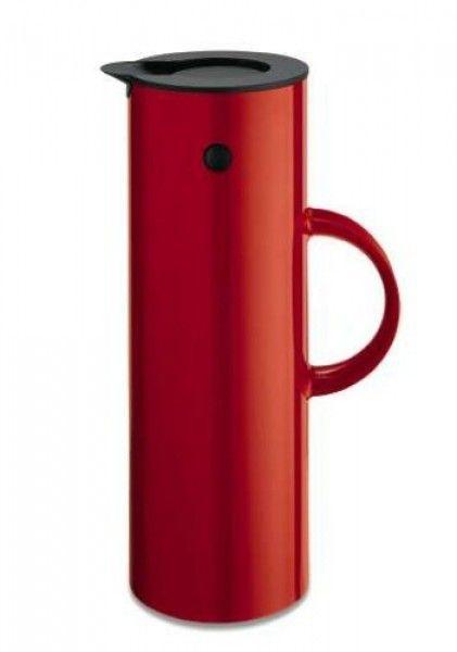 #Stelton #Haushaltsparadies #Kanne #Chrom #Isolierglas #Edelstahl #Kippmechanik #Kaffee #Isolierkanne #heiß #kalt #Küche #Küchenbedarf #Getränke #aromadicht #Kippdeckel #Schraubverschluss #Herbst #Tee