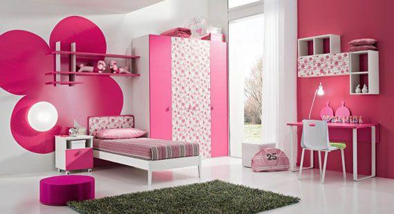 bedroom decor ideas for teenage girls