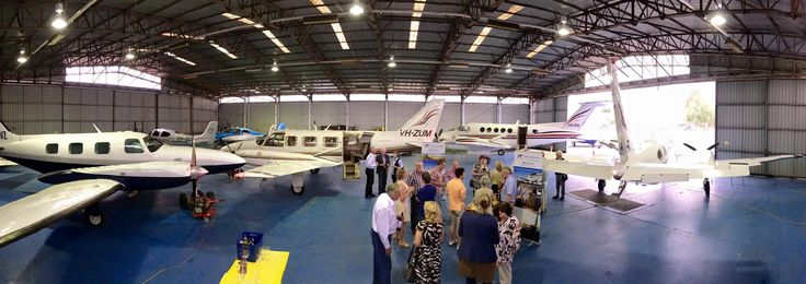 Rotary Club Malvern recent visit https://www.facebook.com/KirkhopeAviationAirCharter/photos/pcb.1086777448008831/1086777101342199/?type=3