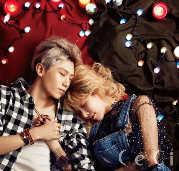 'Trouble Maker' justify their chemistry as a couple for CECI! - Latest K-pop News - K-pop News | Daily K Pop News