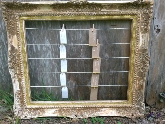 Seating Chart  Gatsby Wedding Seating Display  by VintageVerified, $200.00