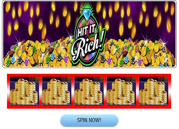 hit it rich casino slots free coins