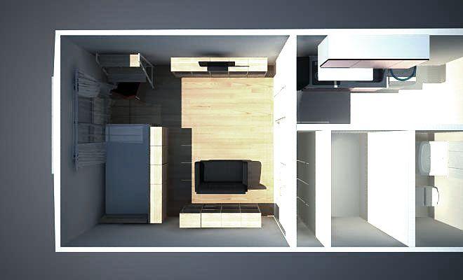 ワンルームで8畳というと広い方ですが、空間はひとつなので上手に使わないと部屋を活用することができません。 今回は無印良品のスタッキングシェルフでベッドを間仕切りしつつ、部屋全体をコーディネートしてみました。 レイアウト  …