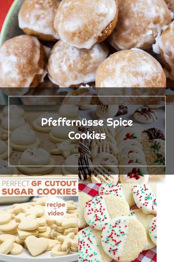 Pfeffernüsse Spice Cookies! Traditional German Christmas