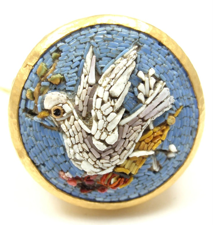 17 Best Images About Micro Mosaic On Pinterest Brooches