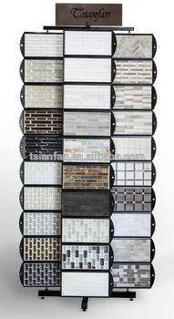 MMT001 Mosaic Tiles Sample Board Display Rack
