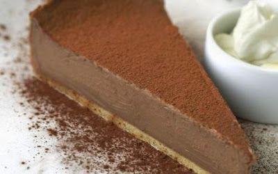 Melk Chocolade Taart