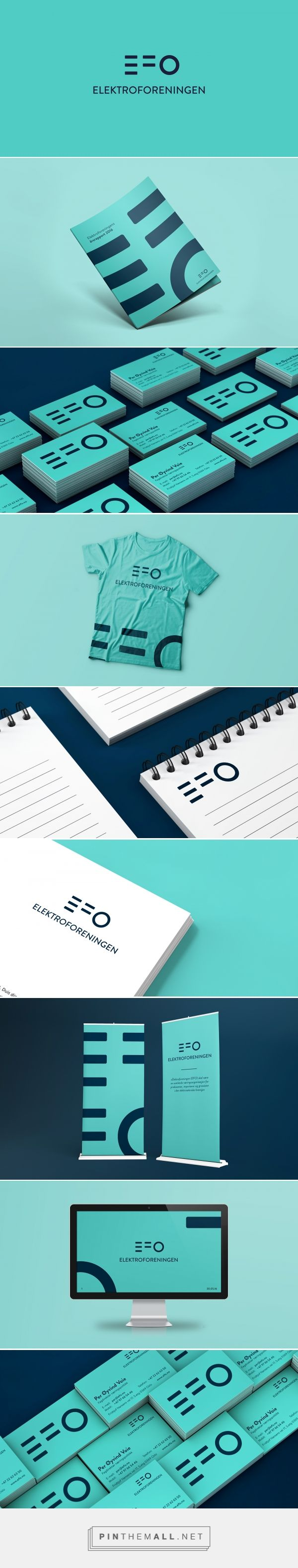 EFO Electrical Trade Association Branding by Daniel Brox | Fivestar Branding Agency – Design and Branding Agency & Curated Inspiration Gallery
