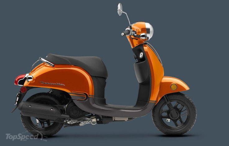 custom honda metropolitan scooter | 2014 Honda