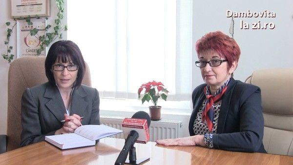VIDEO. Puncte de vedere cu Georgeta Popa, primarul comunei Cândești | Dambovitalazi.ro