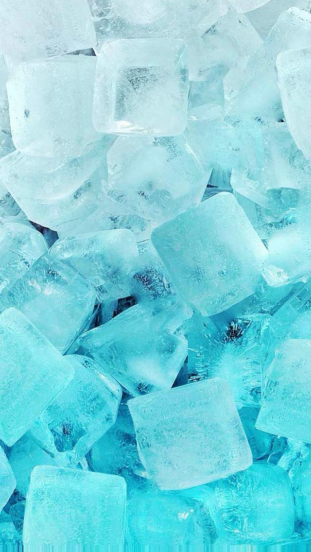 Aqua Cubos De Gelo Turquoise Fondos Aqua Ice Cubes Cubos De Gelo Aqua Blue Aesthetic Pastel Blue Wallpapers Blue Wallpaper Iphone