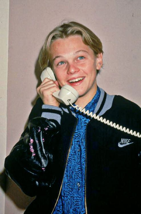 90s leo     http://freecocaine.tumblr.com/post/11661111261