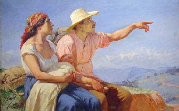 Horizontes, Francisco Antonio Cano        [1913]