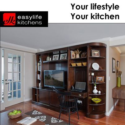 Easylife Kitchens George is all about creating not only kitchen cupboards, but also units for every room in the home. Use that empty space by creating storage space for all those unsightly things that seem to never find a place of their own. #cupboards #lifestyle #cupboarddesign
