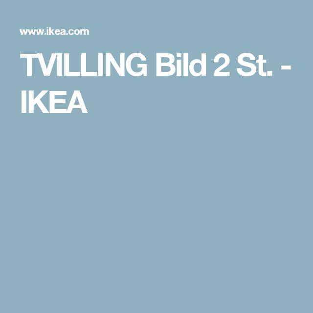 TVILLING Bild 2 St. - IKEA