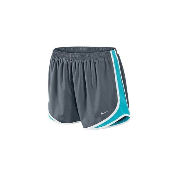 Nike Tempo Shorts Women's ($32) ❤ liked on Polyvore featuring shorts, nike shorts, bottoms, short shorts, microfiber shorts, nike and low rise short shorts