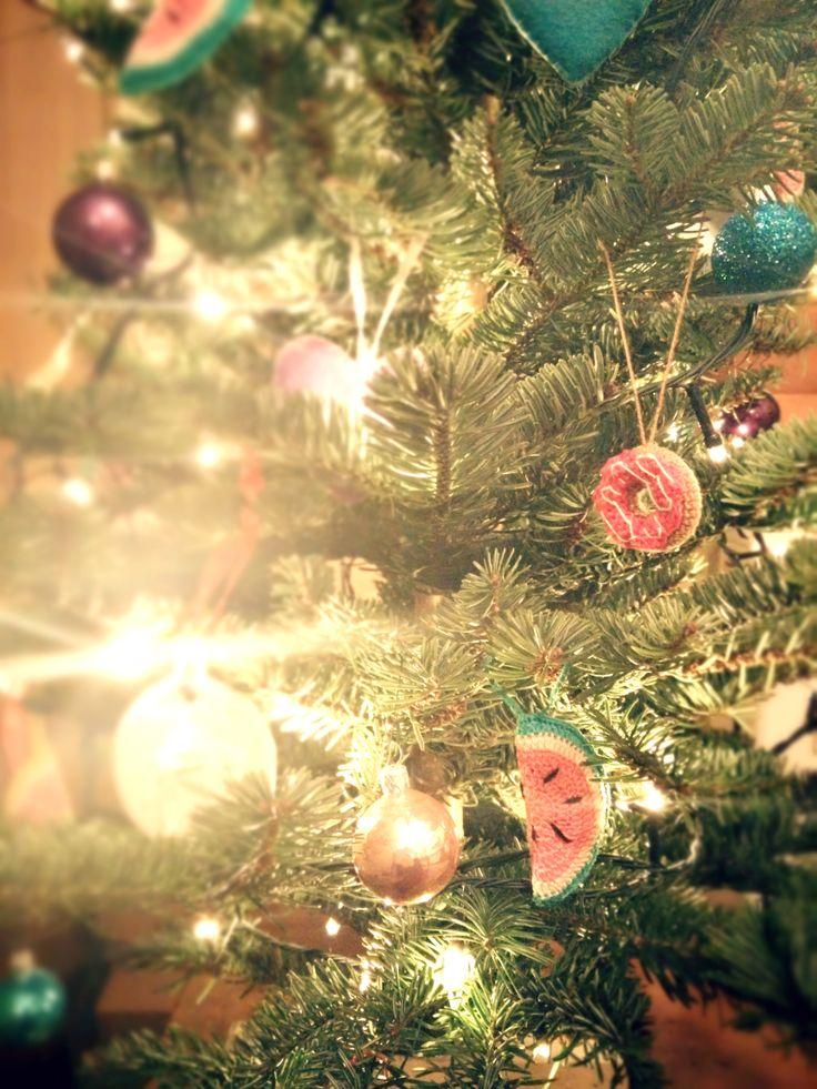 #Christmas #Ornaments #Decoration #Tree #Crochet #Ecrustate