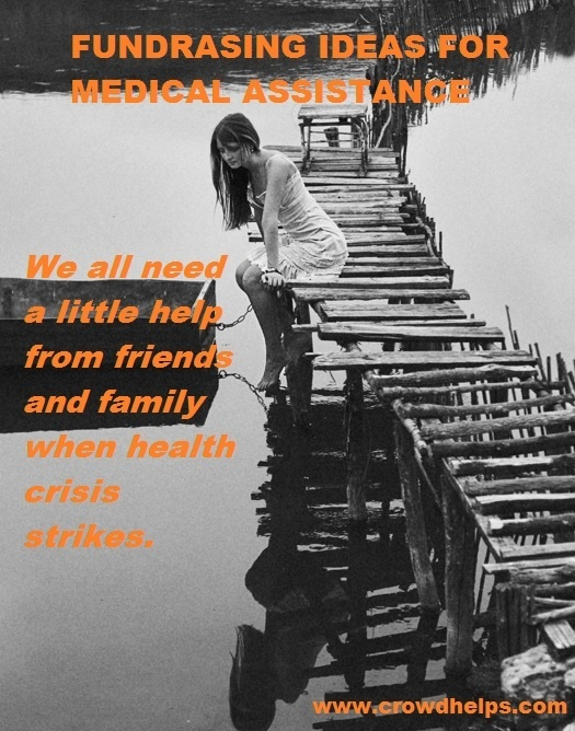 We all need a little help from friends and family when health crisis strikes. #crowdfunding #women www.crowdhelps.com