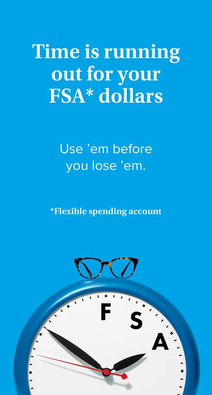 Your flexible spending account (FSA) dollars will soon be expiring. Put them to good use on Warby Parker prescription glasses, prescription sunglasses, and eye exams. Shop our Staff Picks, which start at $95, and find your perfect pair today!