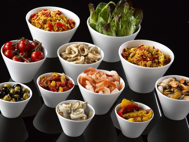 'Nexus' bowls in Fine China