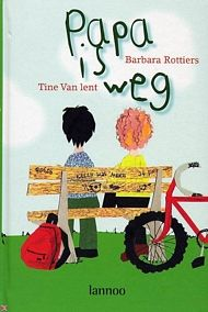 Papa is weg - Barbara Rottiers, Tine Van lent  http://zoeken.muntpunt.bibliotheek.be/detail/Barbara-Rottiers/Papa-is-weg/Boek/?itemid=|library/marc/vlacc|6785490