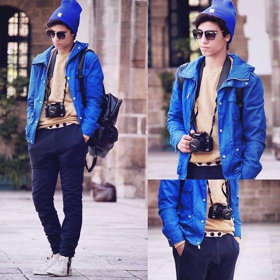 Street Style : Sweatpants by Duke & Dude #Fashion #Men