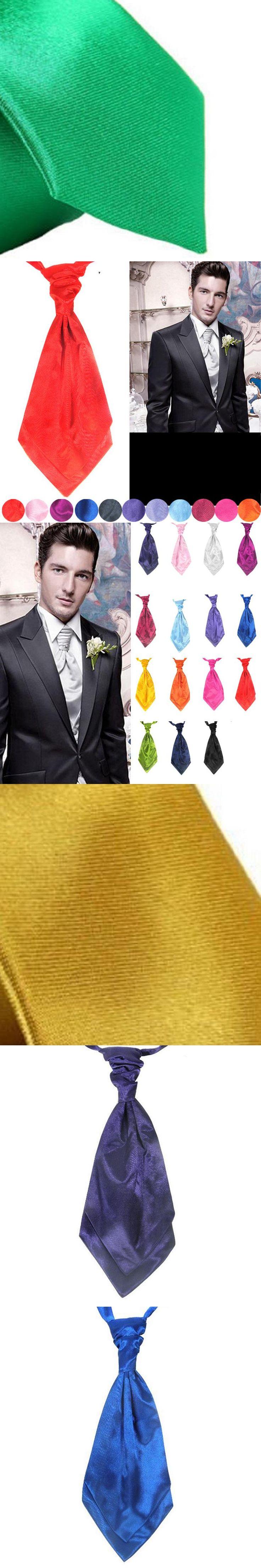 Mens Jacquard Tuxedo Pre Tie 2017 New Fashion Brand Designer Suit Cravat Tie Party Wedding Big Size Navy Red Gray Purple Necktie