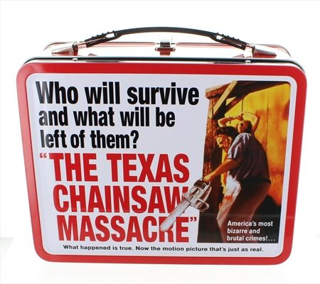 Texas Chainsaw Massacre Fun Box Lunchboxes, Lunchbox | Sanity