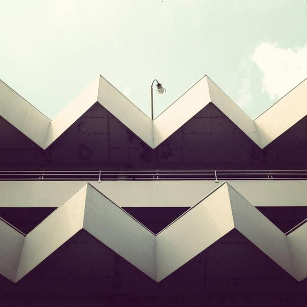 Urban Shapes - Photography by Sebastian Weiss