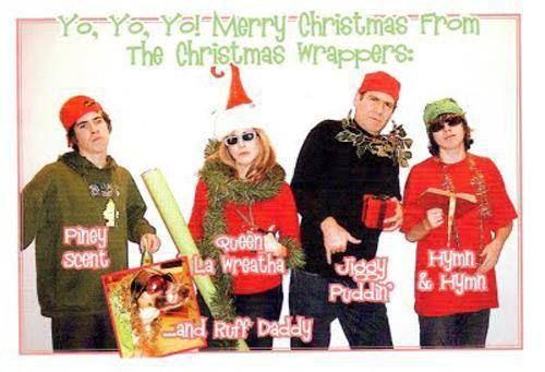 christmas card 10 Goofy family Christmas card ideas (22 photos)
