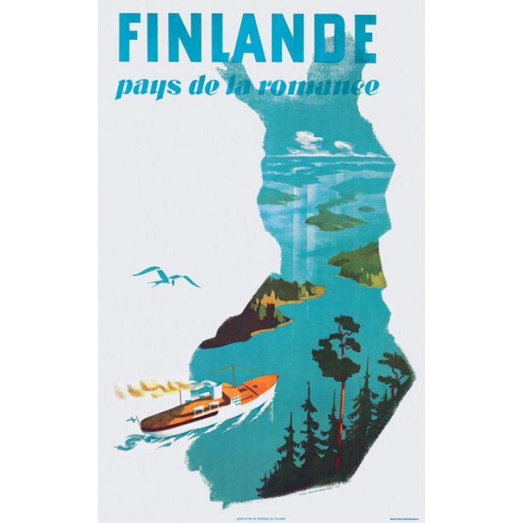 Finlande=Romance / Juliste22