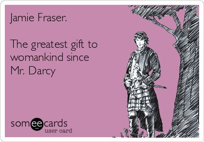 It seems like we're all agreed… Jamie Fraser. The... | The Book Boyfriend Harem