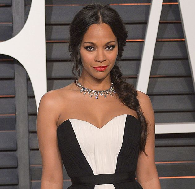 Zoe Saldana reveals that her mother confuses her with ...