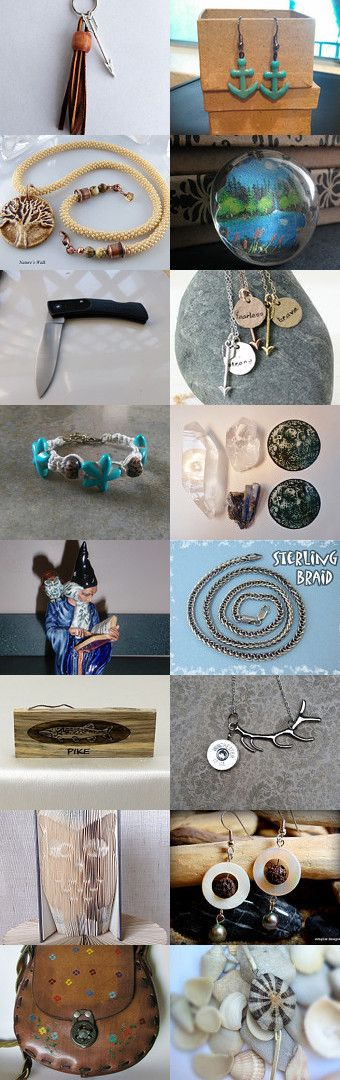 ➵☆➵Tempting June Gifts➵☆ ➵  by themagickcat on Etsy--Pinned with TreasuryPin.com