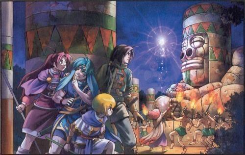 Gameplayaholic: Golden Sun gameplay [Wii U VC]