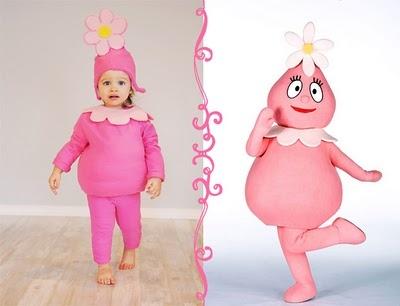 Foofa costume @Lynn G